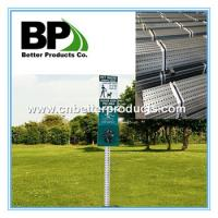 Buy cheap hot sale metal sign post with cheap price and top quality for export from wholesalers
