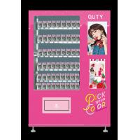Buy cheap Easy Operate Mini Vending Machine , 24 Hours Lipstick Vending Machine from wholesalers