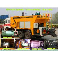 Buy cheap Smart (micro-surfacing) modified emulsified asphalt slurry sealer HRF-100(EURO IV) from wholesalers