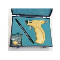 Buy cheap Safety Tattoo Accessories Ear Piercing Gun Yellow Color Ear Pistol from wholesalers
