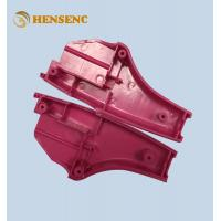 Buy cheap Precision Automotive Plastic Moulding , Red Auto Interior Trim Molding from wholesalers