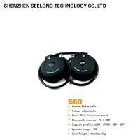 Buy cheap Sport Fashionable Mono Bluetooth Headset With LED Indicator For Mob from wholesalers