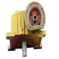 Buy cheap WPDX Synthetic / Mineral Green Gear Reduction Box High Efficiency Worm Speed Reducer product