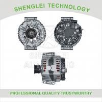 Buy cheap 12V 220A Mercedes Benz Alternator , Aluminum Mercedes Benz OEM Parts product
