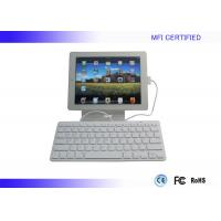 Buy cheap Durable MFI iPad Wired Keyboard 8 Pin Connector PC ABS Safe product