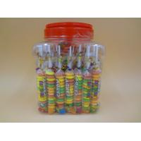 Different Shape Bottled Fruity Hard Candy Raspberry / Strawberry / Mango Candies