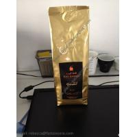 Buy cheap Gravure Printing Customized Aluminum Foil Side Gusset Coffee Pouch from wholesalers