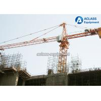 Buy cheap Self Raising Fixed Tower Crane QTZ40 4T Topkit Tower Crane from wholesalers