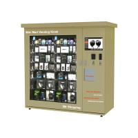 Buy cheap Personal Earphone Camera Kiosk Machines Shaver Shampoo Automatic Vending Machine from wholesalers