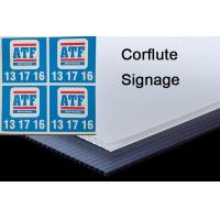 Buy cheap coroplast sign/ real estate sign/ lawn sign / corflute sign from wholesalers