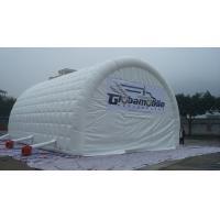 Buy cheap Big Durable Inflatable Storage Tent With Double - Tripple Stitch LEAD FREE product