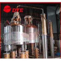 Buy cheap Common Alcohol Distiller Apparatus , Moonshine Pot Still Distillation from wholesalers