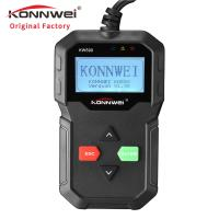 Buy cheap Internet Updateable Car Engine Check Device KONNWEI KW590 Bosch Tpms Electric Jack Jump Starter Tire Inflators from wholesalers