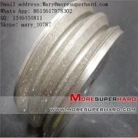 Buy cheap Electroplated CBN grinding wheel Mary@moresuperhard.com from wholesalers