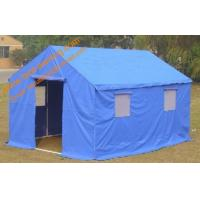 Buy cheap Multifunction Emergency Refugee Steel Frame  Waterproof  Disaster Relief Tent from wholesalers