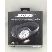 Buy cheap BOSE QC 15  (QuietComfort15) headphones with AAA Quliaty for bose bose QC15 from wholesalers