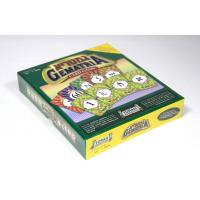 Buy cheap Kids Flash Cards Custom Board Book Printing With Black / White Printing from wholesalers