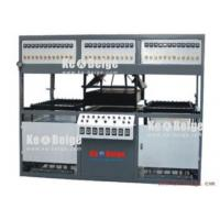 Buy cheap Semi - automatic high precise 14KW Blister Forming Machine with double working position from wholesalers