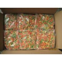 Buy cheap (3ways) IQF  mixed vegetables from wholesalers