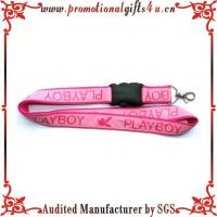 Buy cheap Promotional Woven Lanyard from wholesalers
