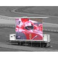 Buy cheap DIP/SMD Outdoor LED Display Boards Water Proof Advertising Wall P10mm High Definition from wholesalers