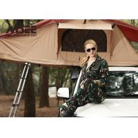 Buy cheap ABS Material Outdoor Camping Tent On Top Of Car , Car Roof Rack Tent Eco Friendly from wholesalers