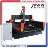 Buy cheap ZK-1325 700MM Z axis Hybrid Servo Motor China economic Stone Engraving Cutting from wholesalers