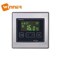 Buy cheap Touch Screen Wifi Hvac Thermostat Control Panel For Electric Valve Control from wholesalers