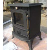 Buy cheap Antique Cast Iron Chimney Fire Pit Fireplace Smokeless Cast Iron Wood Stove from wholesalers