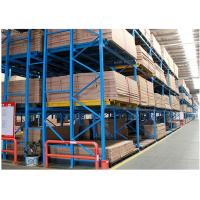 Buy cheap 4.5 Ton Per Layer Heavy Duty Pallet Racking System , Heavy Pallet Racking from wholesalers