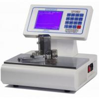 Buy cheap Resolution 0.1mN Lab Testing Equipment Full Intelligent Measurement And Control Stiffness Tester from wholesalers