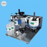 Buy cheap Semi automatic soft tube hose labeling machine   Cosmetic soft bottle labeling machine from wholesalers