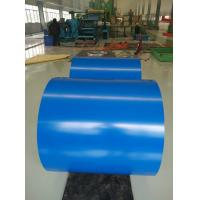 Quality Prepainted GI steel coil / PPGI / PPGL color coated galvanized corrugated metal roofing sheet in coil for sale