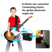 Buy cheap Audio 50m Distance UHF Wireless Guitar Transmitter from wholesalers