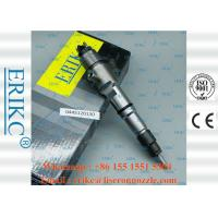 Buy cheap ERIKC Original 0445120130 BOSCH Replacement Injector 0 445 120 130 Fuel Injection Systems 612600080964 for WEICHAI from wholesalers