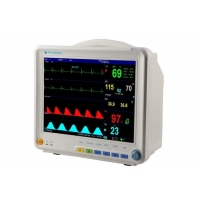 Buy cheap Ambulance Patient Monitor Multi - Parameter Patient Monitor ETCO2 Monitor cart / bracket / hanger Optional from wholesalers