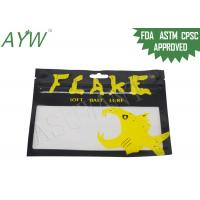 Buy cheap Barrier Protection Fishing Worm Bag For Soft Bait Lure ,  Freshness Lure Bags StorageFor Fishing from wholesalers