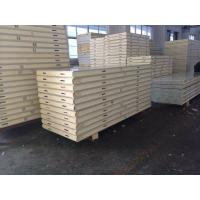 Buy cheap 100mm Color Steel Cold Room Insulation Panels For Food Processing Room from wholesalers