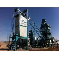 Buy cheap 120tph Portable Asphalt Plant ,  Mobile Hot Mix Plant 4 Decks Sieving Layer from Wholesalers