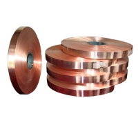 Buy cheap C1100 C1020 C1220 Transformer Strip Thin Copper Foil from wholesalers