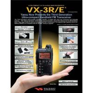 China Yaesu VX-3R HT Transceiver Handheld Two Way Radio on sale