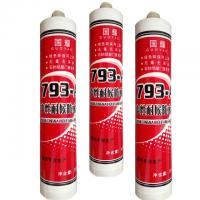 Buy cheap White Good adhesive anti-fungus UV resistent non-toxic silicone sealant product