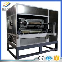 Buy cheap Fully automatic recycling waste paper egg tray machine with best price from wholesalers