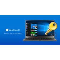Microsoft Windows 10 Pro Product Key OEM 64 Bit English / French / Arabic / Spanish