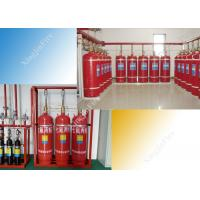 Buy cheap 100L Cylinders Manual FM200 Gas Suppression System Colorless Tasteless from wholesalers