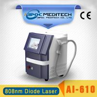 Buy cheap 808nm diode laser professional hair removal beauty system from wholesalers