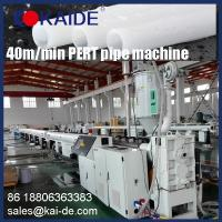 Buy cheap China High Speed 35m/min PERT Pipe Equipment Manufacturer Supplier from wholesalers