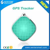 Buy cheap USA popular anti-lost mini GPS pendant tracker with voice monitor SOS panic button for child product
