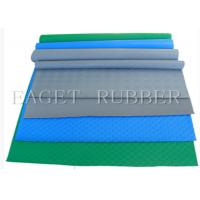 Buy cheap Eco-friendly Natural Neoprene CR EPDM SBR Rubber Sheet from wholesalers