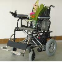 Buy cheap Li Battery Power Wheelchair (QX-04-01D) product